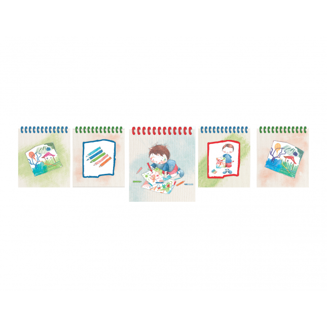 Art Studio for Boys Decor Banner