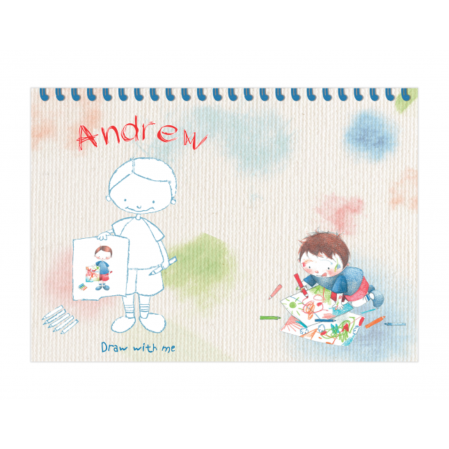 Art Studio for Boys Placemat