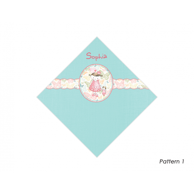 Vintage Princess Cornets