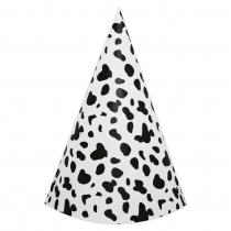 Dalmatian DIY Party Hats