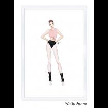 Dance Art Print | Maja Tomljanovic