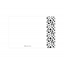 Dalmatian Thank you Cards