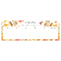 Fall | Desk Weekly Planner
