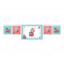Strawberry Decor Banner