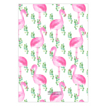 Flamingo's Pack Notebook