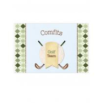 Golf Boy Twins Table Tags