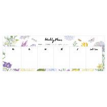 Jasmine | Desk Weekly Planner