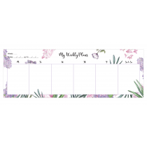 Lilac | Desk Weekly Planner