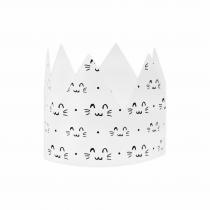 Meow DIY Crowns