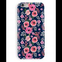 Navy Floral Case