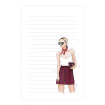 Parisian Notepad | Maja Tomljanovic