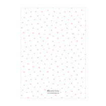 Pink Dalmatian Personalized Planner