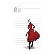 Senorita Notepad | Virginia Romo
