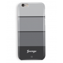 Shades of Grey Personalized Case