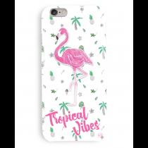 Tropical Vibes (Flamingo) Case