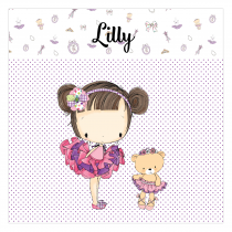 Lilly Canvas Frame