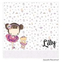 Lilly Placemat