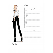 Working Girl - Blonde Planner | Maja Tomljanovic