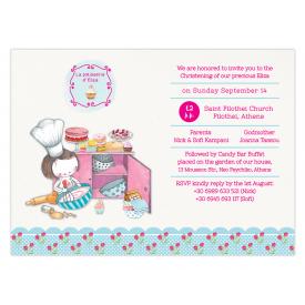 Cupcake Invitation