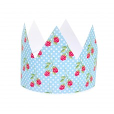 Cupcake DIY Crowns