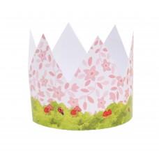 Lady Bug DIY Crowns