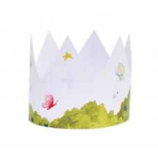 Purple Fairy DIY Crowns
