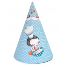 Cupcake DIY Party Hats