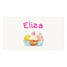 Cupcake Envelope Sticker