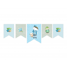 Little Prince Decor Banner