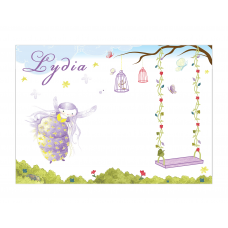 Purple Fairy Placemat