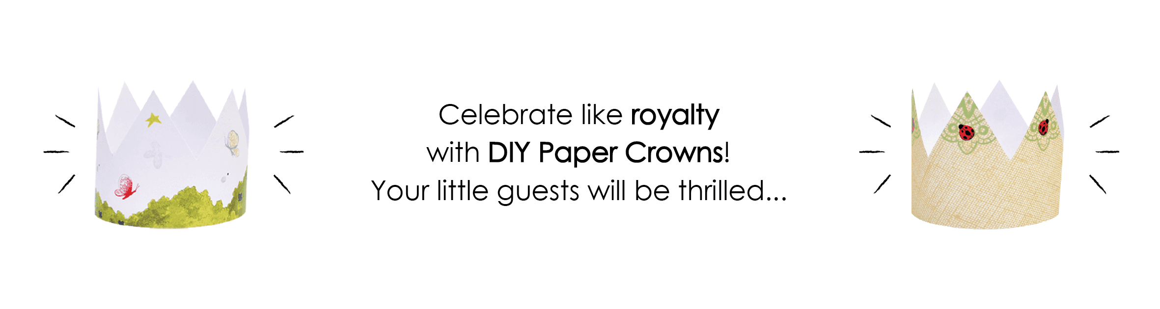 DIY CROWNS