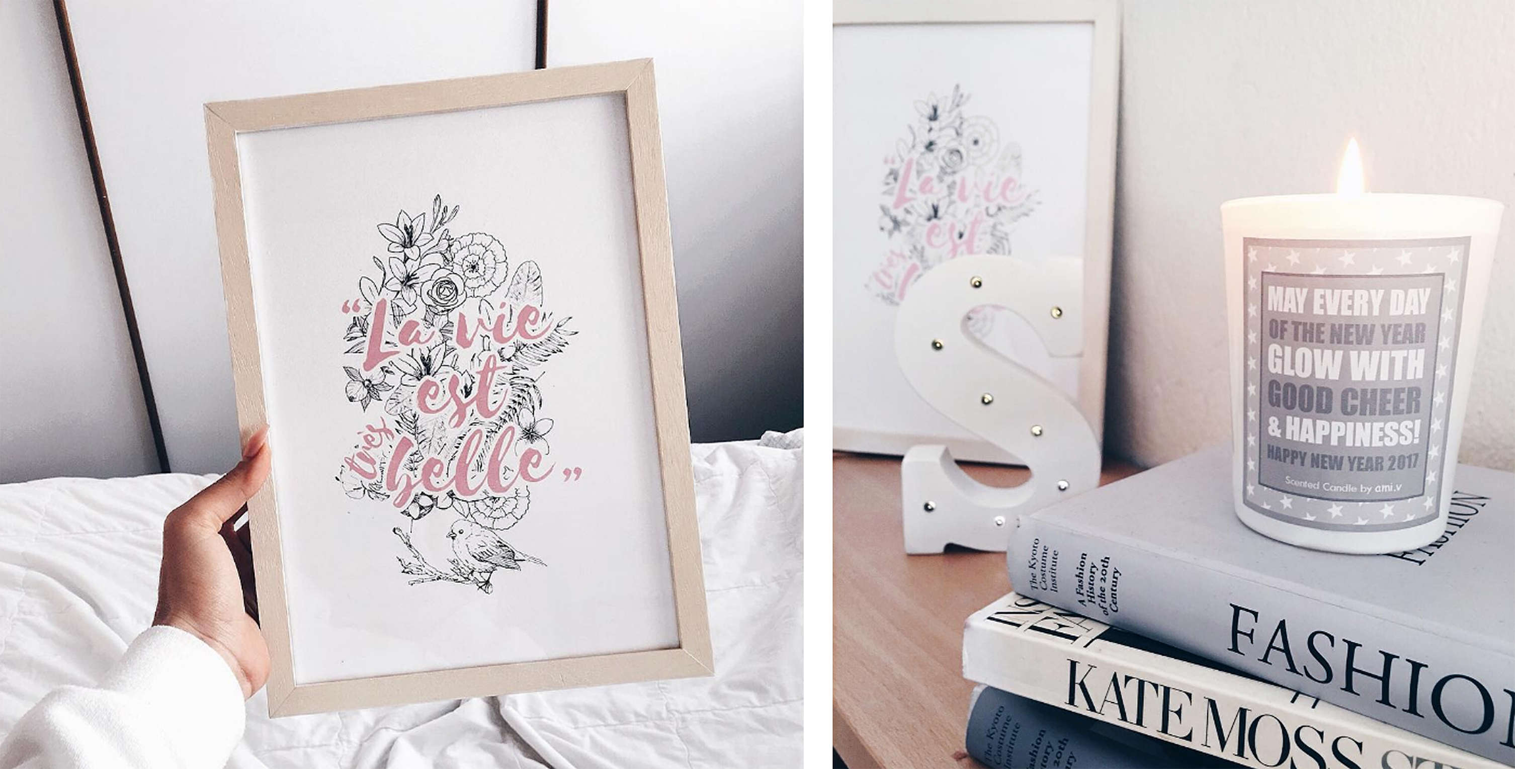 ART PRINTS FOR HER