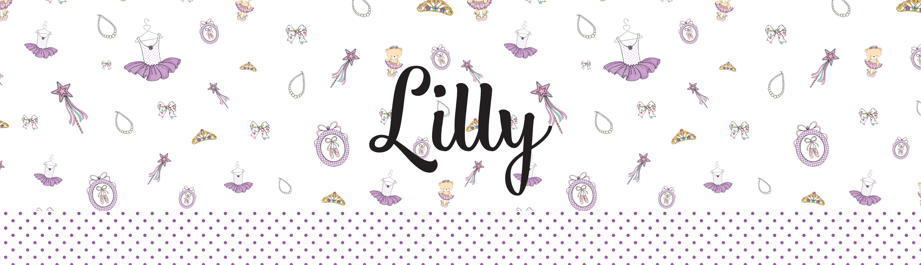 LILLY by Wendy Burns