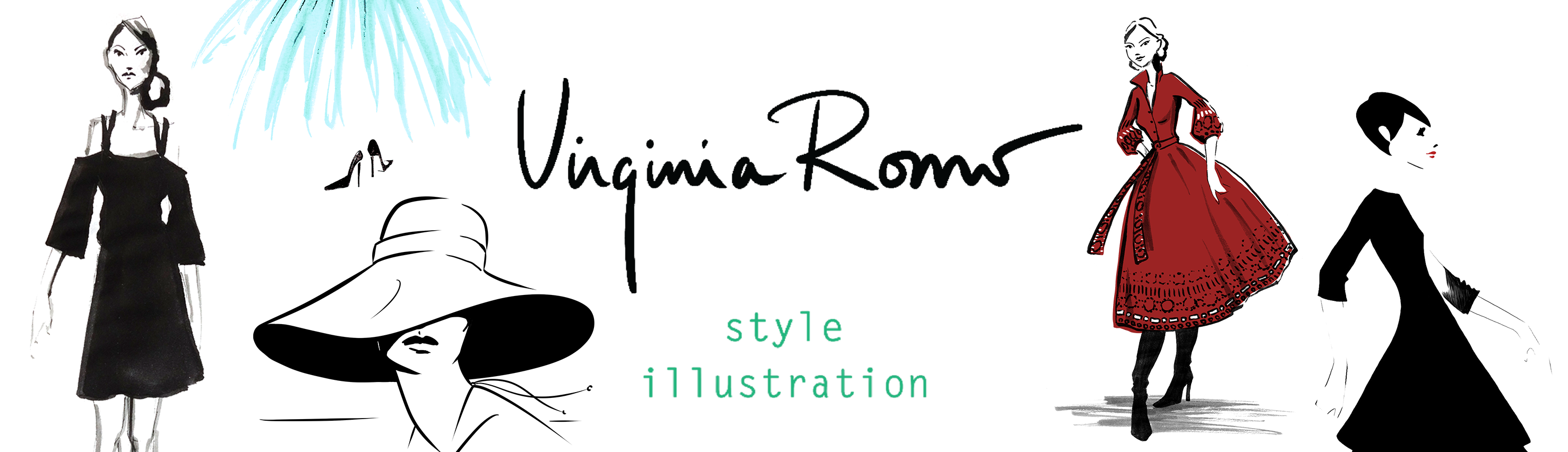 FASHION by Virginia Romo