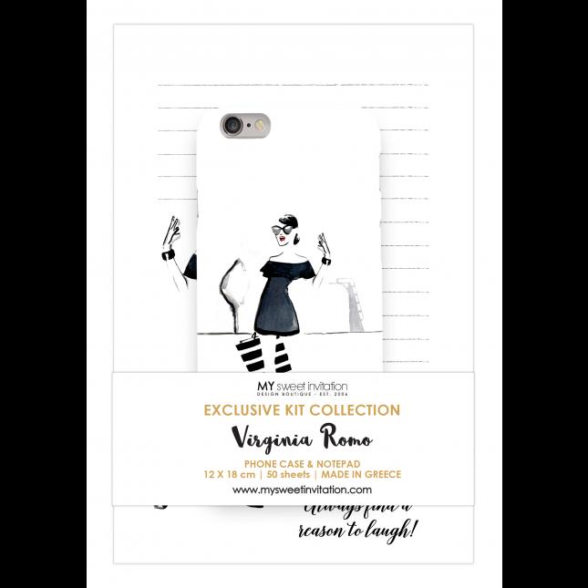 A reason to Laugh | Virginia Romo Kit