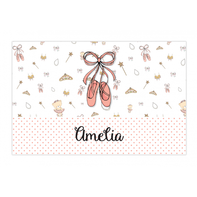 Amelia Bubble Labels