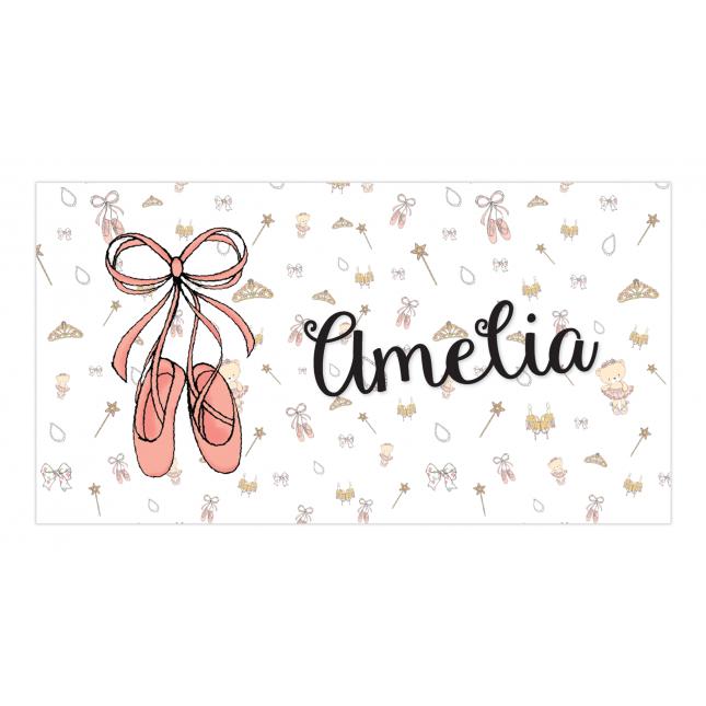 Amelia Envelope Sticker