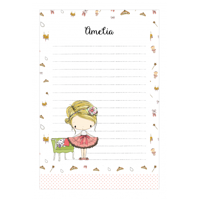 Amelia Notepad