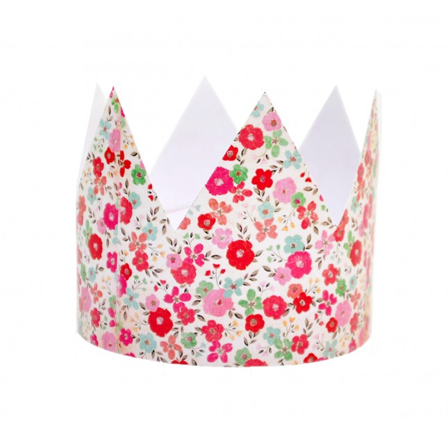 Pink Lemonade DIY Crowns