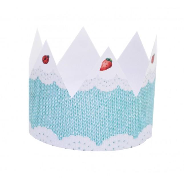 Strawberry DIY Crowns