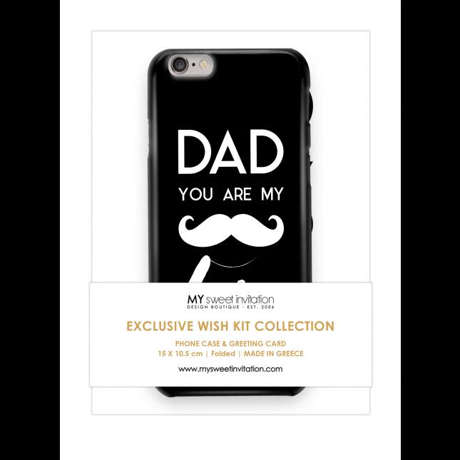 Dad is my Hero Wish Kit