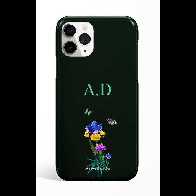 Eden Little Bouquet Monogram Phone Case