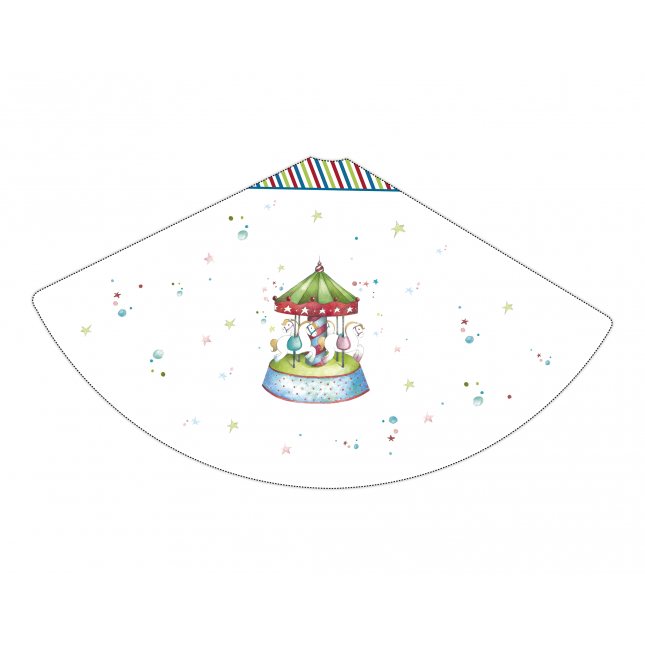 Carousel DIY Party Hats