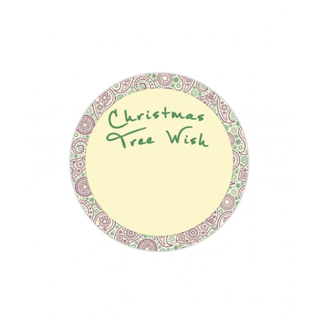 Shabby Chic Tea Party Tree Wishes