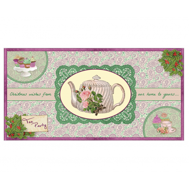 Shabby Chic Tea Party Placemats