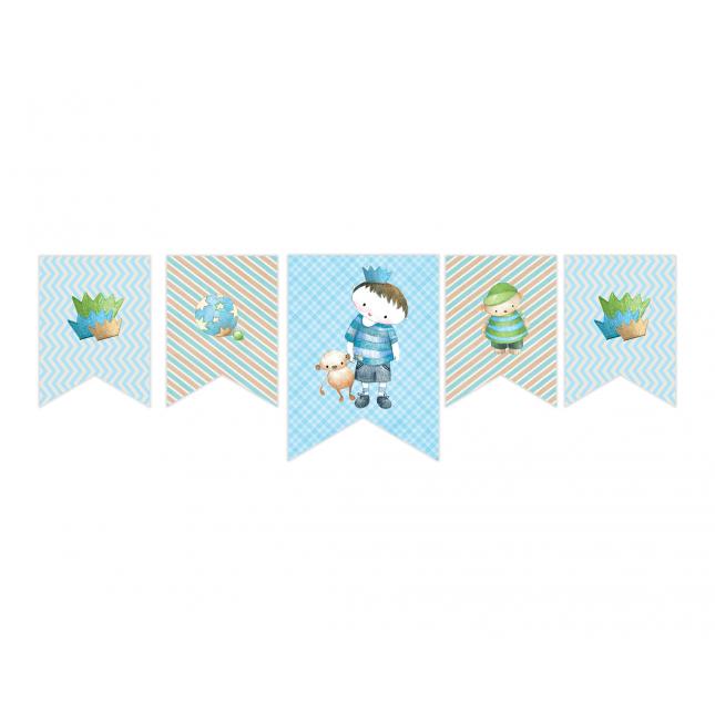Little Prince Decor Banner