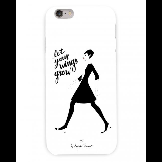 Grow Your Wings Case | Virginia Romo