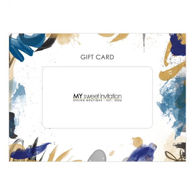 Indigo Gift Card