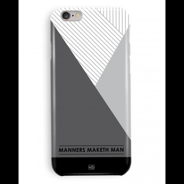 Manners Maketh Man Case