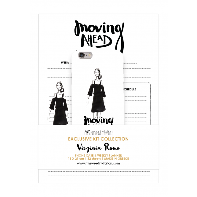 Moving Ahead | Virginia Romo Kit